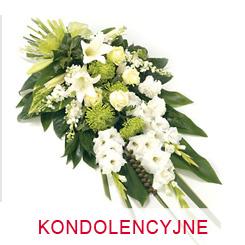 Bukiety kondolencyjne
