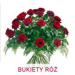 Bukiety róż cena 1 3 5 7 10 18 20 25 30 35 40 50 70 100 200 1000 róż